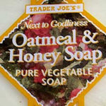 Trader Joe's Oatmeal & Honey Soap