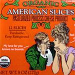 Trader Joe's Organic American Cheese Slices