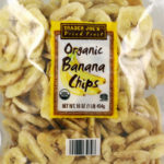 Trader Joe's Organic Banana Chips