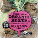 Trader Joe's Organic Beets