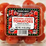 Trader Joe's Organic Cherry Tomatoes