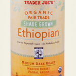 Trader Joe's Organic Fair Trade Shade-Grown Ethiopian Coffee