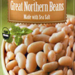 Trader Joe's Organic Great Northern Beans