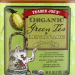 Trader Joe's Organic Green Tea Lemonade