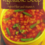 Trader Joe's Organic Lentil Vegetable Soup