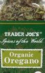 Trader Joe's Organic Oregano