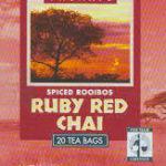 Trader Joe's Organic Spiced Rooibos Ruby Red Chai Tea