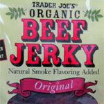 Trader Joe's Original Organic Beef Jerky