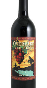 Overlake Red Blend Red Wine