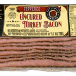 Trader Joe's Peppered Uncured Turkey Bacon