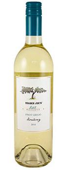 Trader Joe's Petit Reserve Pinot Grigio Wine
