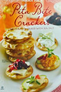 Trader Joe's Pita Bite Crackers