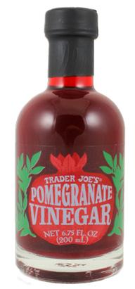 Trader Joe's Pomegranate Vinegar