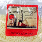 Trader Joe's Quattro Formaggio Shredded Cheese Blend