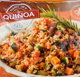 Trader Joe's Quinoa Duo