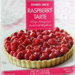 Trader Joe's Raspberry Tarte