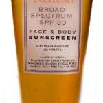 Trader Joe's Refresh SPF 30 Face & Body Sunscreen