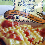 Trader Joe's Ricotta & Spinach Filled Ravioli