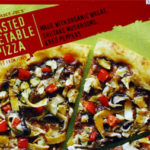 Trader Joe's Roasted Vegetable Pizza