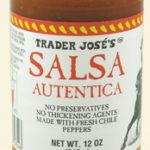 Trader Joe's Salsa Autentica