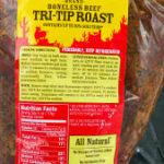 Trader Joe's Santa Maria Boneless Beef Tri-Tip Roast