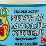 Trader Joe's Shaved Manchego Cheese