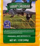 Trader Joe's Sliced Sharp Cheddar