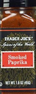 Trader Joe's Smoked Paprika