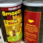 Trader Joe's Smooth & Mellow Blend Coffee