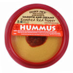 Trader Joe's Roasted Red Pepper Hummus
