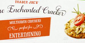 Trader Joe's Some Enchanted Multigrain Cracker