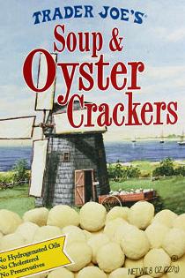 Trader Joe's Oyster Crackers
