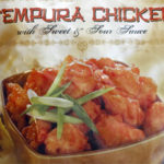 Trader Joe's Tempura Chicken with Sweet & Sour Sauce