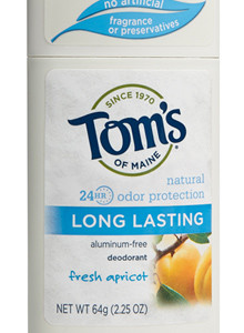 Tom's of Maine Deodorant Reviews