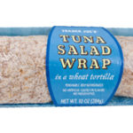 Trader Joe's Tuna Salad Wrap