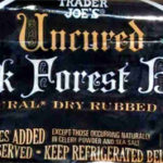 Trader Joe's Uncured Black Forest Bacon