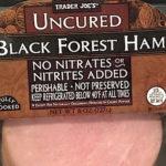 Trader Joe's Uncured Black Forest Ham