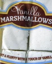 Trader Joe's Vanilla Marshmallows