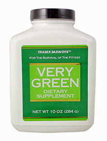 Trader Joe's Very Green Dietary Supplement