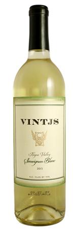 Trader Joe's VINTJS Napa Valley Sauvignon Blanc Wine