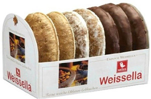 Trader Joe's Weissella Gingerbread Cookies