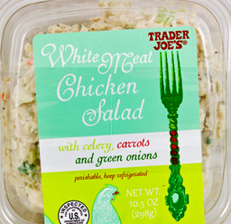 Trader Joe's White Meat Chicken Salad
