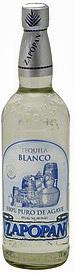 Zapopan Blanco Tequila