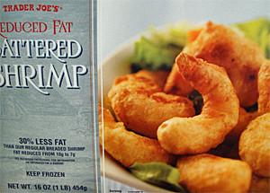 Trader Joe's Battered Shrimp