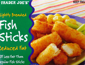 Trader Joe's Fish Sticks