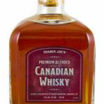 Trader Joe's Canadian Whiskey
