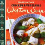 Trader Joe's Chicken Vegetable Wonton Soup