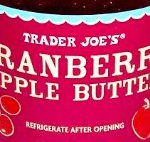 Trader Joe's Cranberry Apple Butter