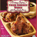Trader Joe's Crispy Spicy Fried Chicken Wings with Soy Garlic Sauce