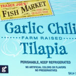 Trader Joe's Garlic Chili Talapia